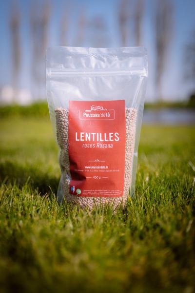 Lentilles Corail 450 gr