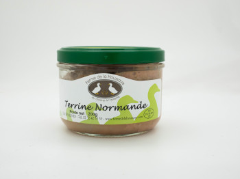 Terrine Normande 200 gr