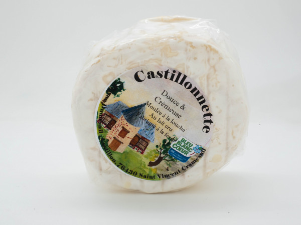 Fromage «le castillonnette»